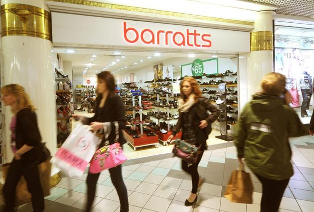 Barratts was a casualty in 2013