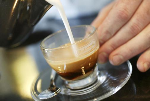 A double espresso shot after swotting for an exam might help to jog those elusive memories, new research suggests.