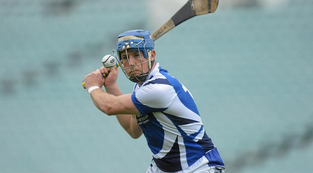 Willie Hyland of Laois