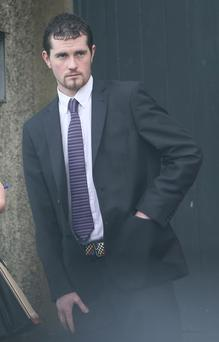 Thomas Dennis was charged with failing to report an occurance. Picture credit; Damien Eagers/ Evening Herald