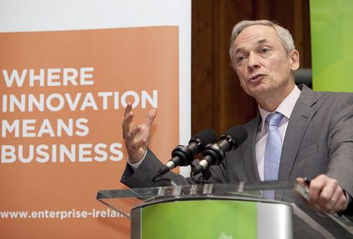 Minister for Jobs, Enterprise and Innovatation, Richard Bruton TD. Picture by Shane O'Neill / Fennells.