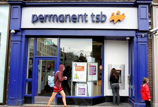 Permanent TSB on St. Stephens Green.