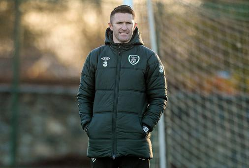 Ireland captain Robbie Keane backed Cristiano Ronaldo for the Ballon d'Or