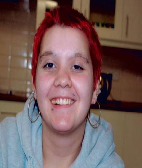 Missing teenager Ann O'Donovan, from Bishopstown, Co Cork: Pic: Garda Press Office