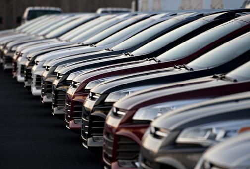 Car sales have been strong in 2014, despite the unsettled weather.