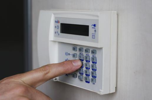A large amount of people are still without a house alarm