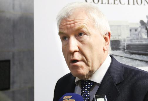 Jimmy Deenihan, Minister for Arts, Heritage and the Gaeltacht