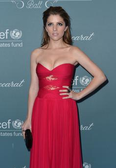 BEVERLY HILLS, CA - JANUARY 14: Actress Anna Kendrick arrives to the 2014 UNICEF Ball Presented by Baccarat at the Regent Beverly Wilshire Hotel on January 14, 2014 in Beverly Hills, California. (Photo by Alberto E. Rodriguez/Getty Images)