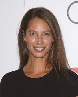 Model Christy Turlington Burns is the new ambassador for Imedeen