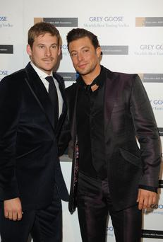 Lee Ryan and Duncan James - Newspapers allege that the Blue singer had