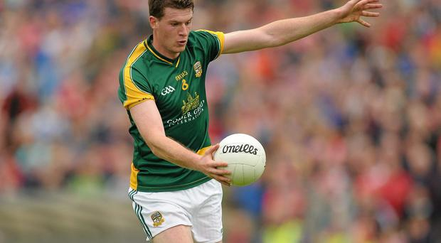 Meath's Shane O'Rourke is back from injury