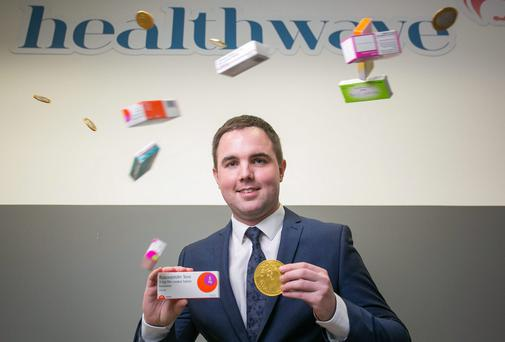 Pharmacist and Healthwave CEO Shane O'Sullivan