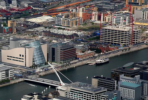 DUBLIN: Rise in house prices shows no sign of abating