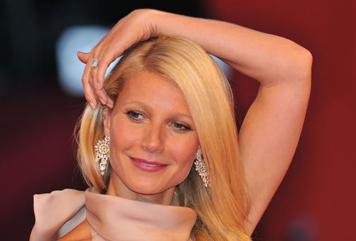 Gwyneth Paltrow's new year detox diet has been described as planned starvation. Photo: Pascal Le Segretain