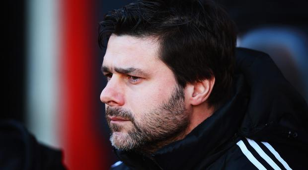 Pochettino: Staying for now
