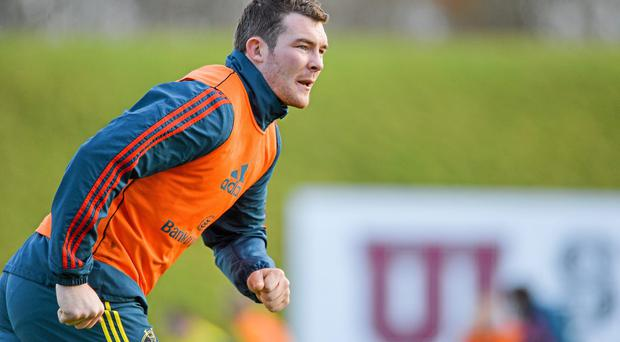 Munster captain Peter O'Mahony knows Edinburgh will push his team all the way