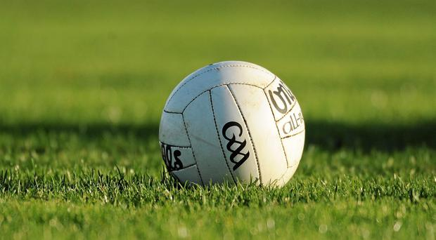 Peader Murray's goal meant Maynooth held a 1-5 to 0-4 lead at the break