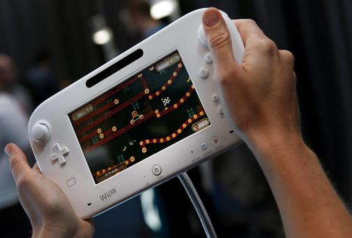 The global Wii U sales forecast has been cut by almost 70pc for the year-end to March. Photo: Patrick Fallon/Bloomberg