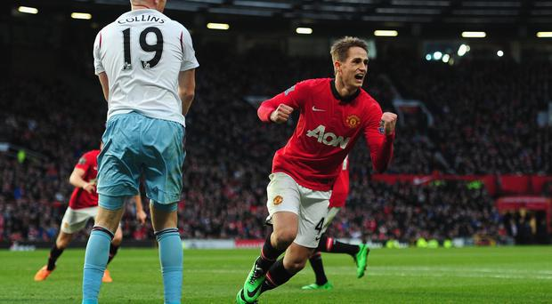 Few at Old Trafford have been surprised by Adnan Januzaj's rapid rise