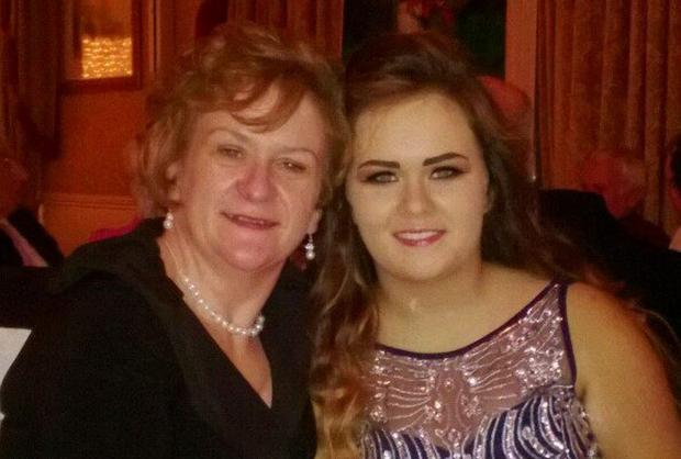 Brid Moyles and her daughter Sarah will no longer receive their monthly €660 grant payment.