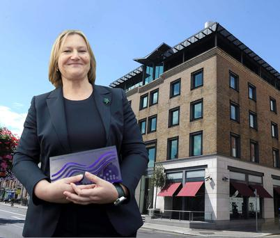 Yelena Baturina, the owner of The Morrison Hotel in Dublin. Photo: Gareth Chaney/Collins