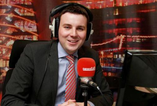Chris Donoghue, Newstalk presenter
