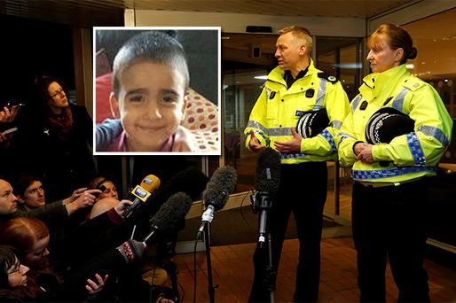 Missing Mikaeel: Police press conference after body found
