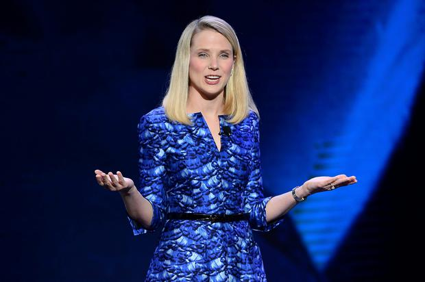 Yahoo! President and CEO Marissa Mayer. Photo: Ethan Miller/Getty Images