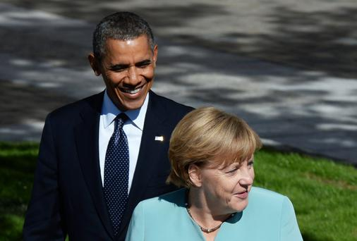 It has been alleged that German Chancellor Angela Merkel's phone was hacked by America's National Security Agency (NSA)