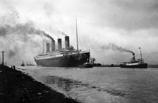 The Titanic sank more than 100 years ago