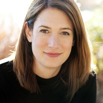Gillian Flynn author of the phenomenally successful 'Gone Girl'.