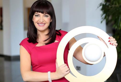 Maura Derrane lends her support to the Pearl of Wisdom Campaign. Marc O'Sullivan