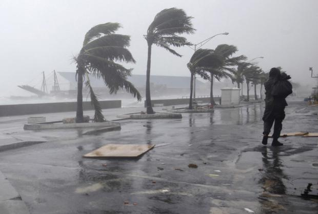 Extreme weather like this in the Bahamas in 2011 could be part of a more common El Nino weather phenomenon
