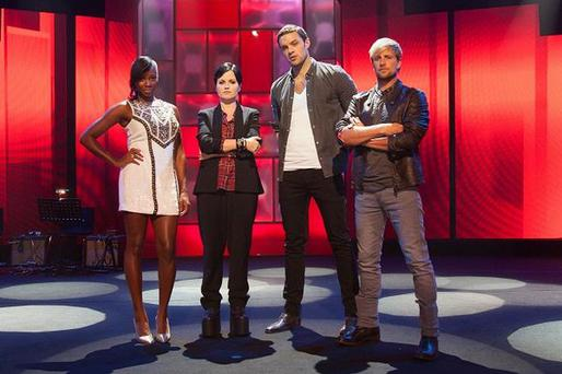 The Cranberries singer has been soaring ahead of her fellow judges during the audition stages