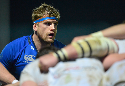 Leinster star Jamie Heaslip has rejected a lucrative move to France