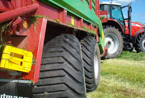 Fatalities: In 2013 50pc of farm fatalities, or eight out of 16 deaths, were due to machinery accidents.