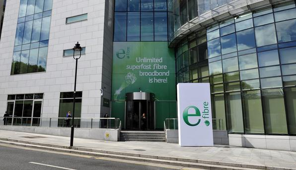 Eircom's headquarters in Dublin