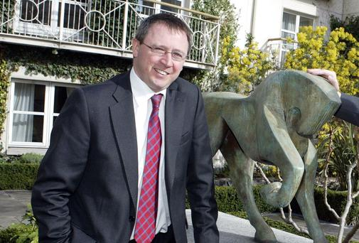 Bord Gais chief executive Michael McNicholas