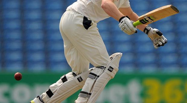 File photo dated 21/06/2013 of Yorkshire's Andrew Gale. PRESS ASSOCIATION Photo. Issue date: Monday January 20, 2014. Yorkshire captain Andrew Gale has extended his contract with his home county. See PA story CRICKET Yorkshire. Photo credit should read: Nigel French/PA Wire