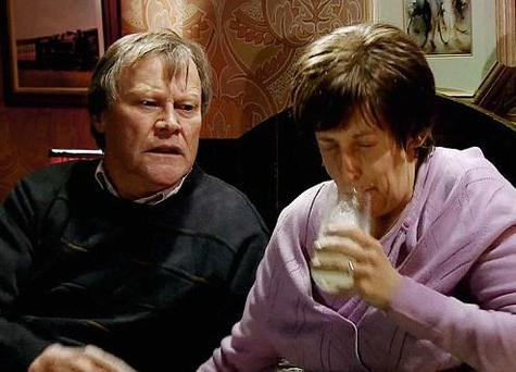 As Hayley Cropper passed away after 17 years on the soap, an average of 589,200 viewers tuned into the episode at 8.30pm on TV3.