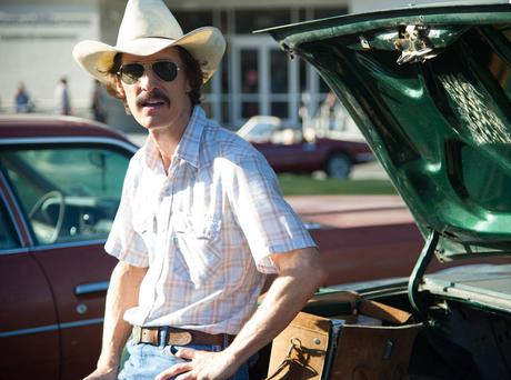 Matthew McConaughey committed to a strict diet ahead of playing Ron Woodroof in Dallas Buyers Club