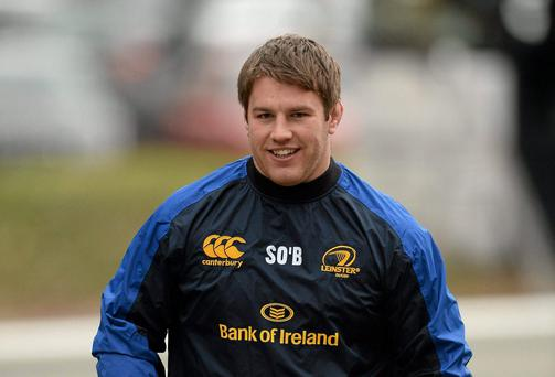 Talk of Sean O'Brien going to France is no more - much to Leinster fans' relief