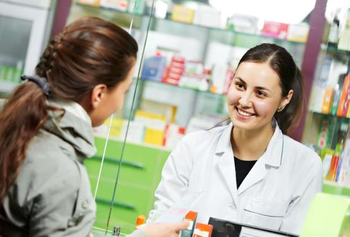 Pharmacists are available to take the pressure off GPs, says the Irish Pharmacy Union