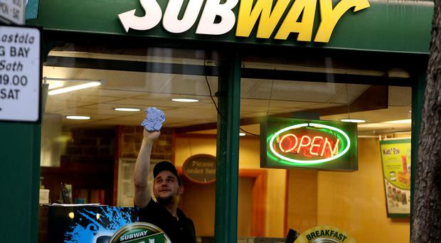 Stores expansion: Subway is the world's largest sandwich chain