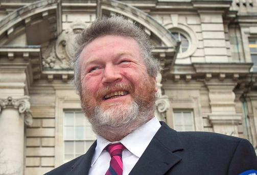 Minister for Health, Dr James Reilly TD