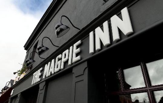 The Magpie Inn in Dalkey