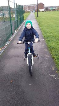 The family of a boy with special needs are appealing for information after his specially adapted bicycle was stolen from outside his school