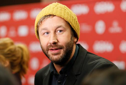 The Moone Boy creator is throwing himself into the festival circuit with gusto. Photo: AP
