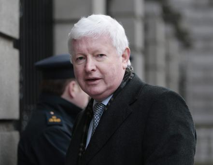 Former Rehab Group chief executive Frank Flannery