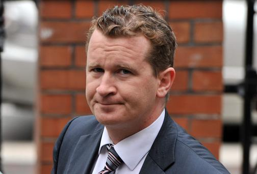 Gary O'Flynn: granted legal aid